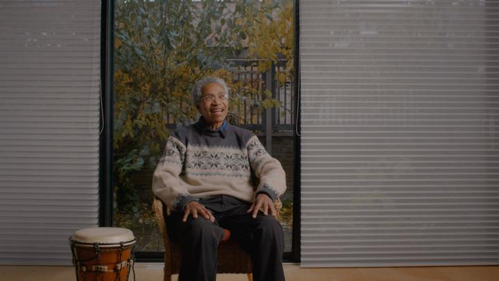 Image from Keyboard Fantasies: The Beverly Glenn-Copeland Story Dir Posy Dixon