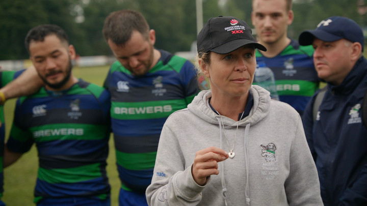 Image from Steelers: The World's First Gay Rugby Club Dir Eammon Ashton-Atkinson