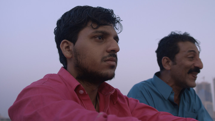 Image from Stray Dogs Come Out at Night, Dir Hamza Bangash