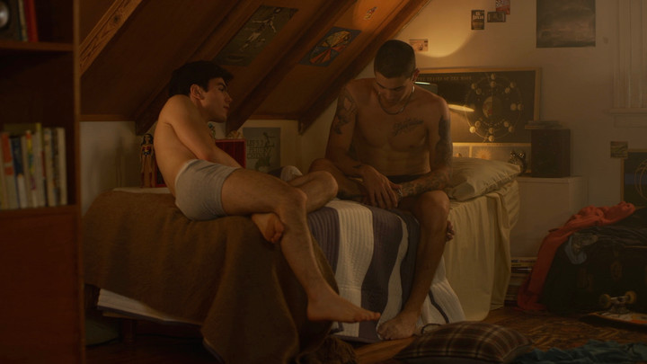 Image from Young Hunter Dir-Scr Marco Berger